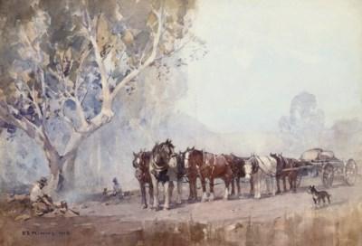 Benjamin Edward Minns (1864-19