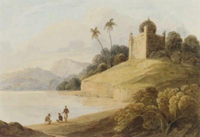 Sir Charles D'Oyly (1781-1845)