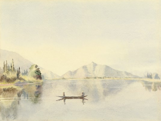 Attributed to Robert Gibb, R.S