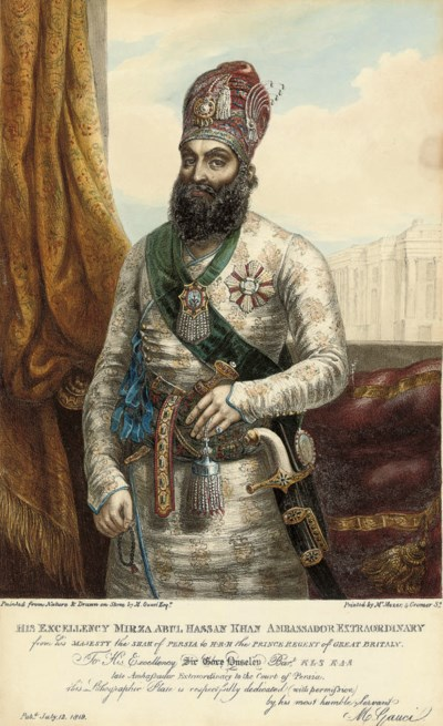 M. Gauci, early 19th Century