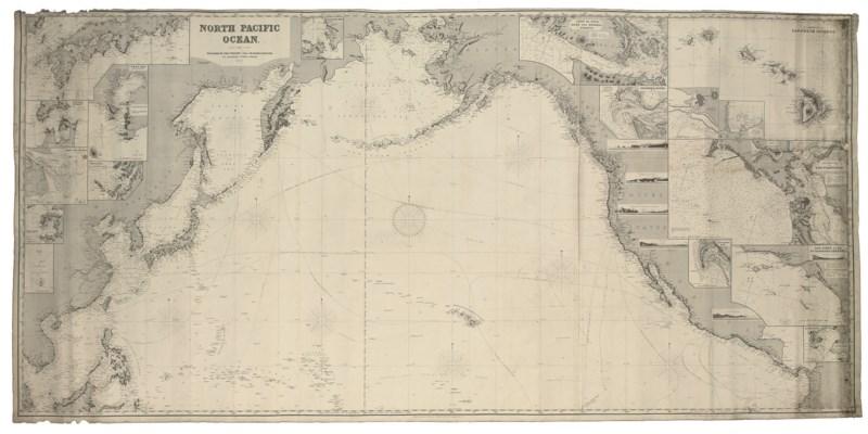 APPLETON, J. W.  North Pacific