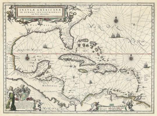 BLAEU, Willem (1571-1638).  In