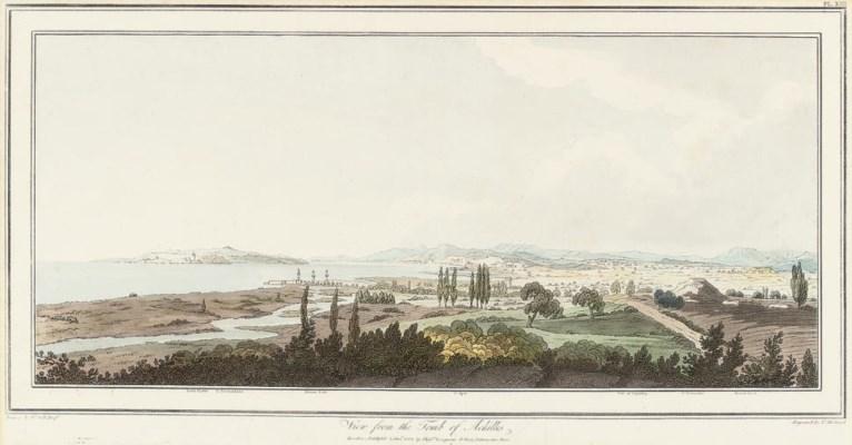 Thomas Medland (1755-1822), af