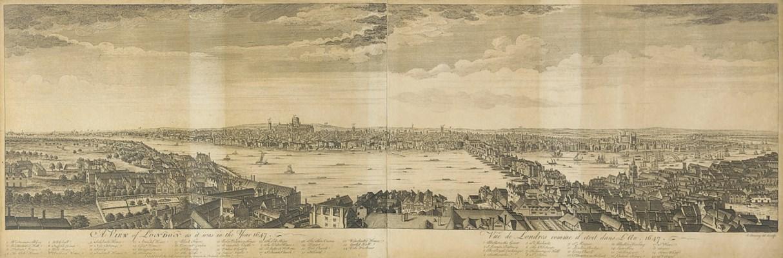 R. Benning, mid 18th Century