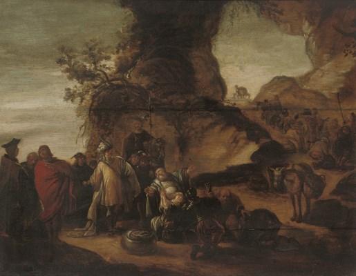 Circle of Jacob de Wet I (Haar