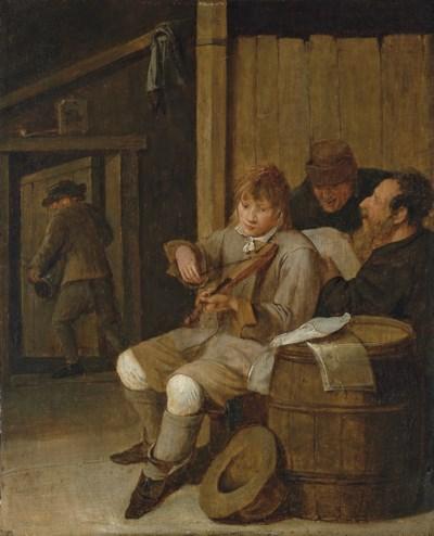 Mattheus van Helmont (Antwerp