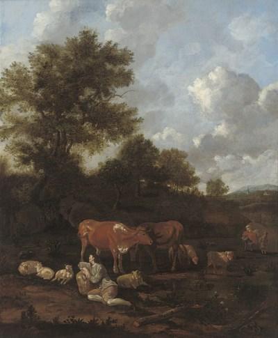 Follower of Adriaen van de Vel
