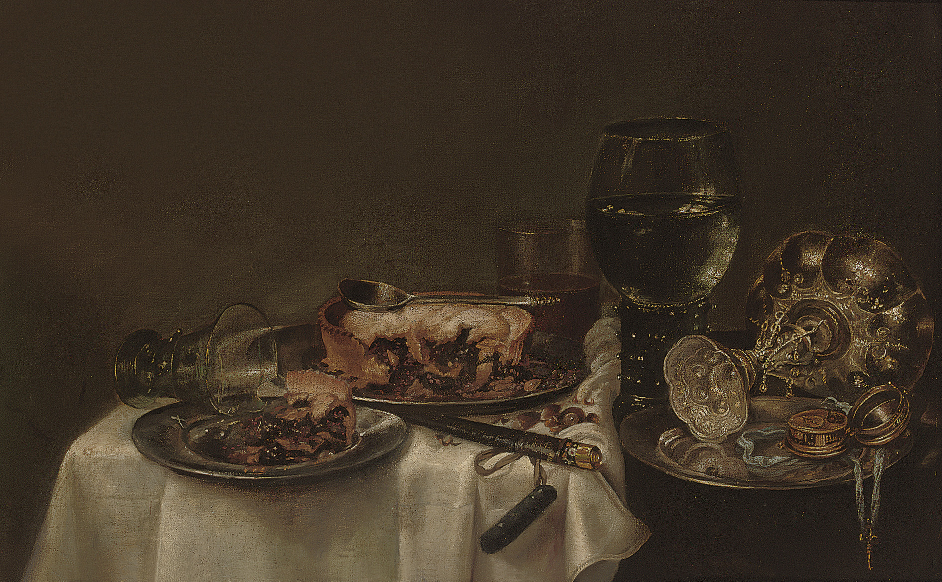 Manner of Willem Claesz. Heda