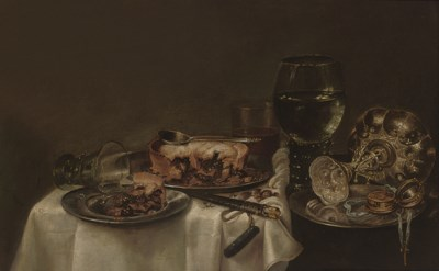 Manner of Willem Claesz. Heda