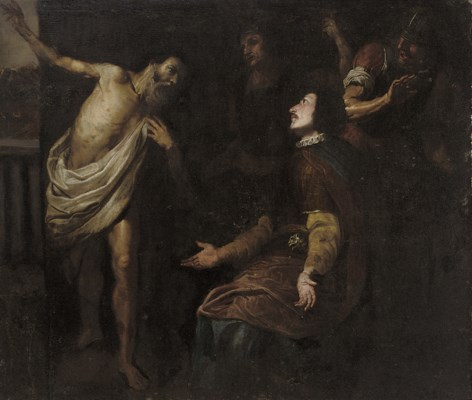 Attributed to Luciano Borzone