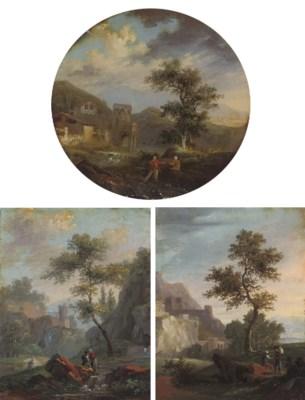 Circle of Louis-Nicolas van Bl