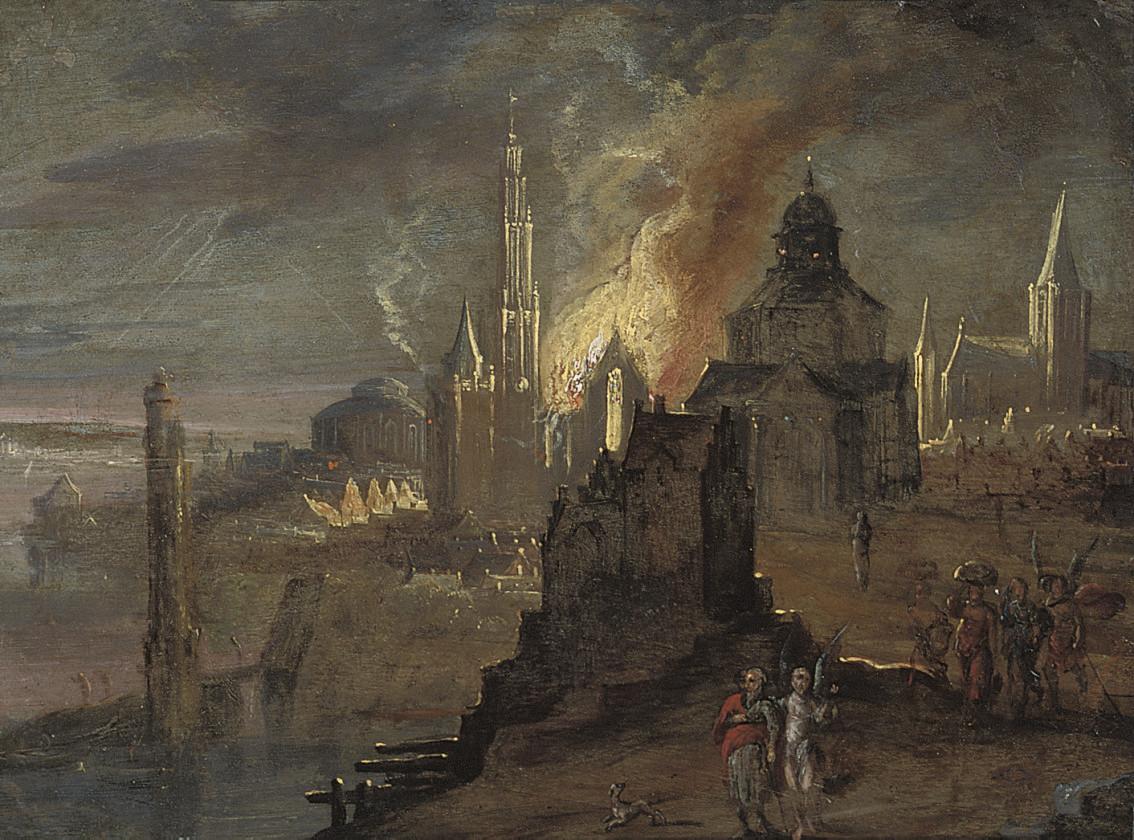 Circle of Daniel van Heil (Bru