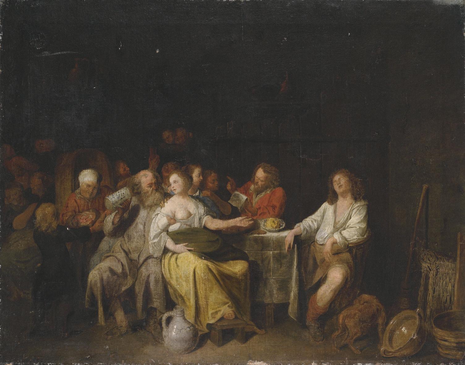 David Ryckaert III (Antwerp 16