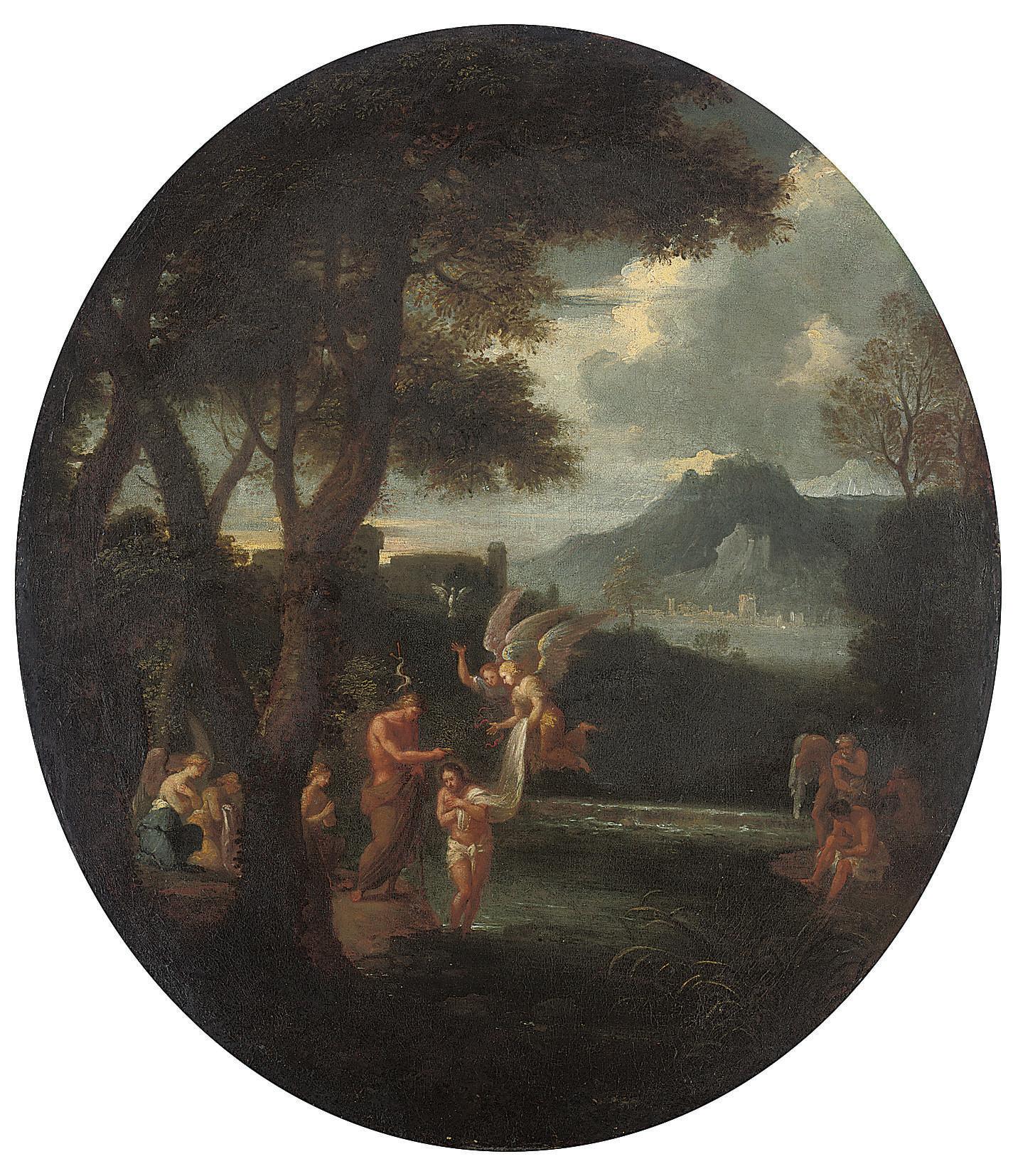 Circle of Pier Francesco Mola