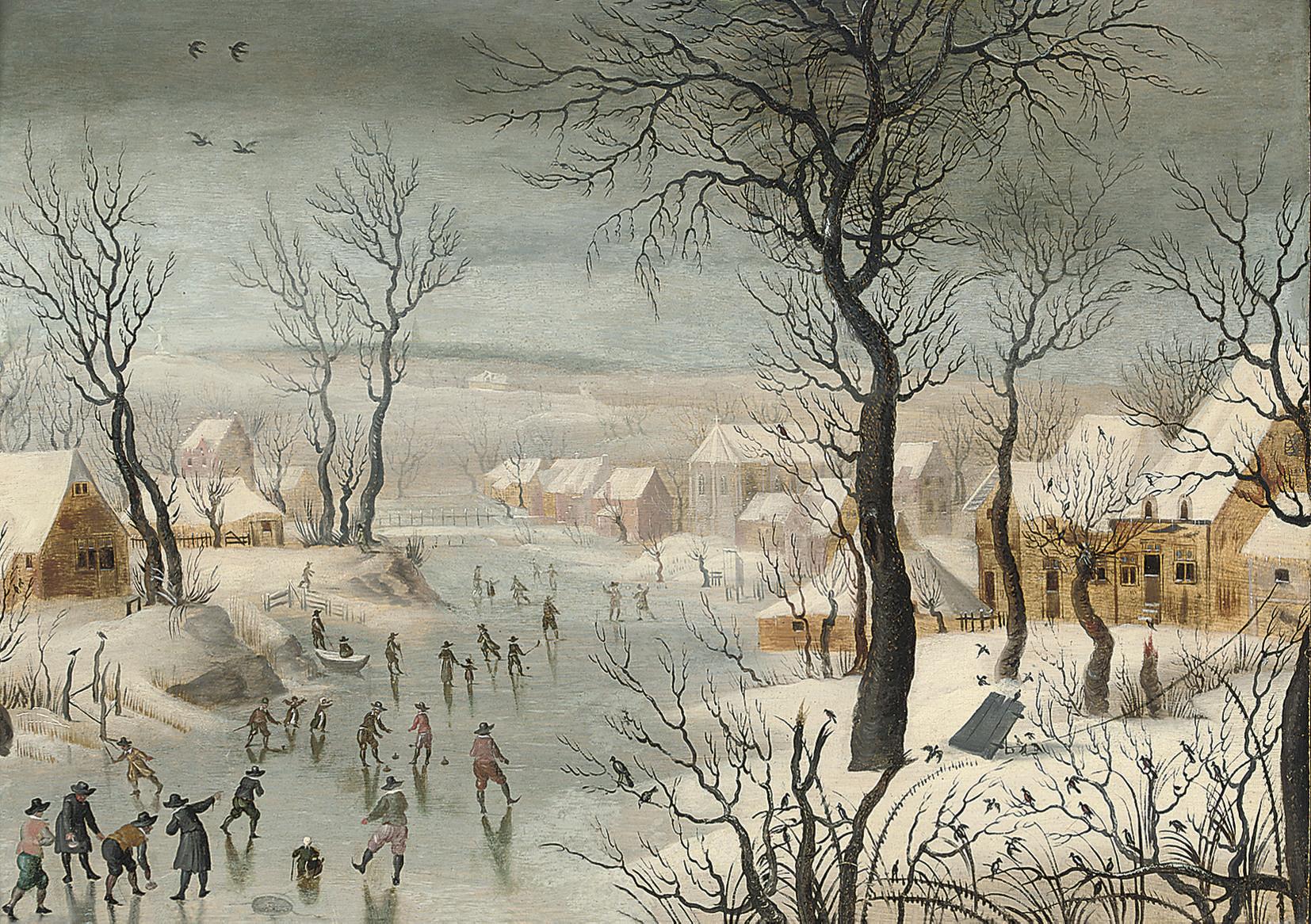 Circle of Pieter Brueghel II (
