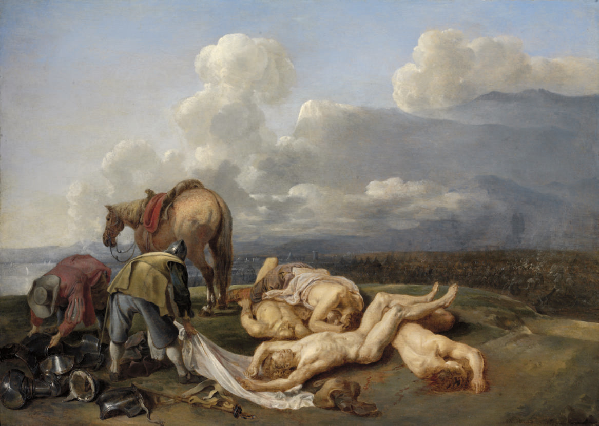 Jan van den Hecke (Oudenarde 1