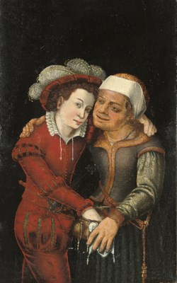 Follower of Lucas Cranach II