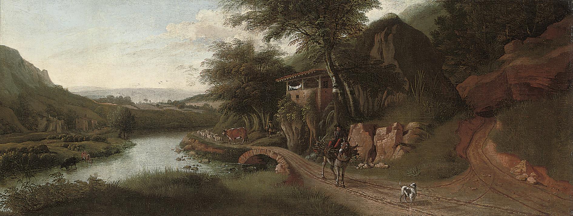 Jan Siberechts (Antwerp 1627-c