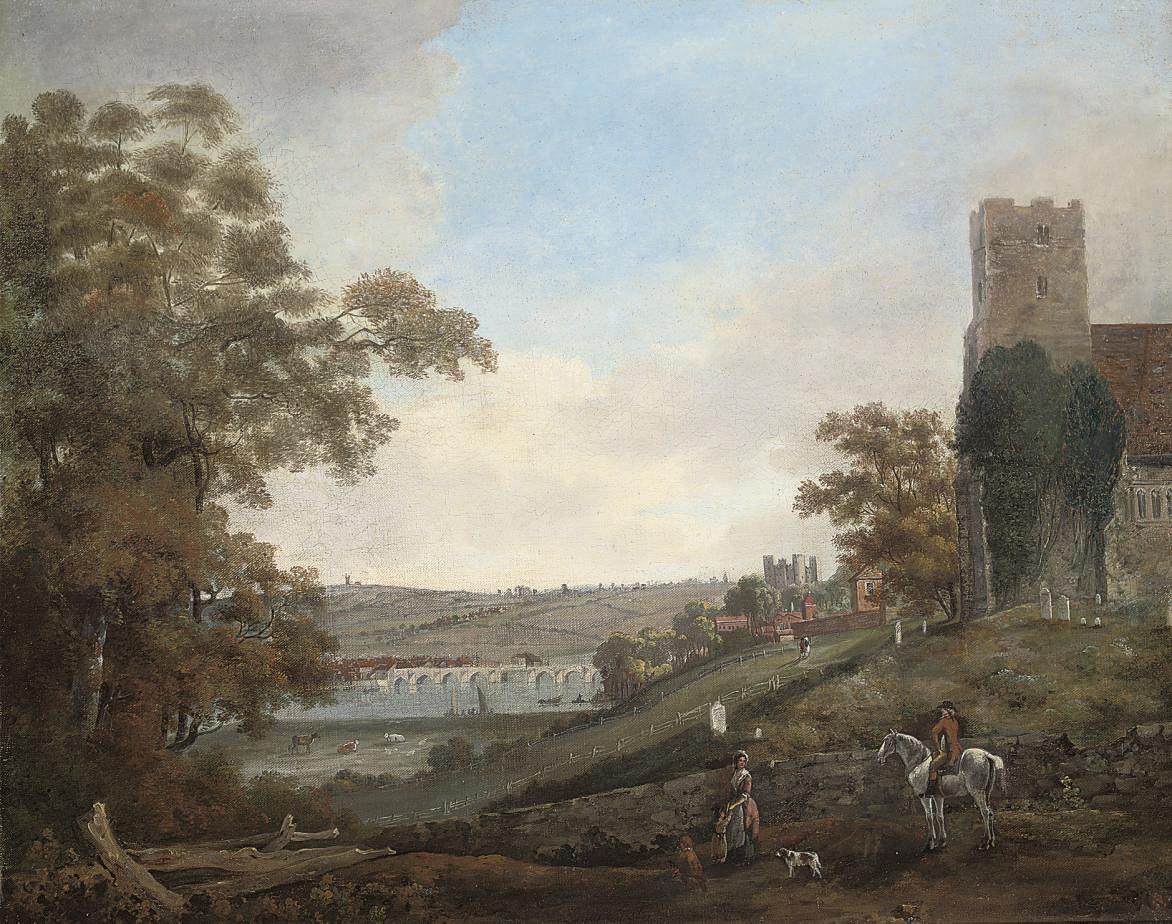 John Laporte (British 1761-183