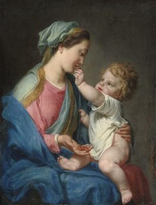 Attributed to Domenico Corvi (