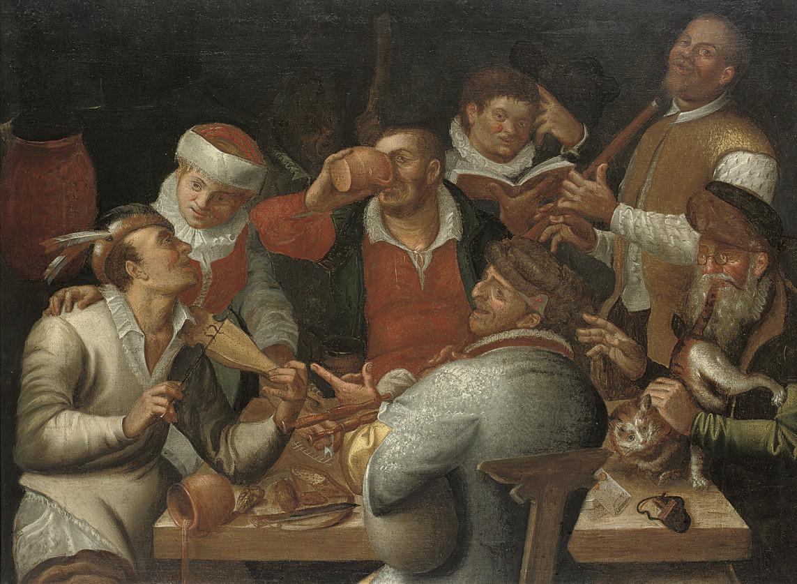 Follower of Cornelis Cornelisz