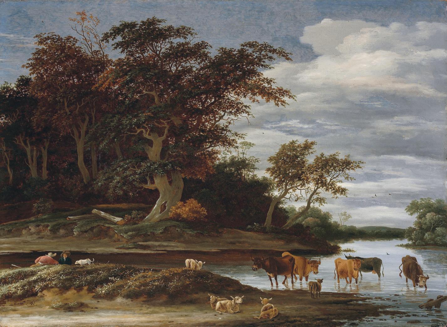 Jacob Salomonsz. van Ruysdael