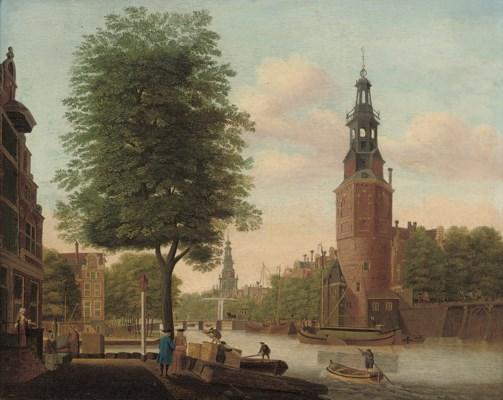 Jan Spaan (? c. 1742-1828 Amst