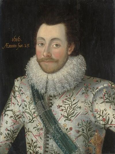 Circle of Robert Peake (1551-1