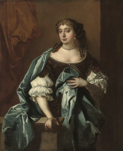 Circle of Sir Peter Lely (Soes