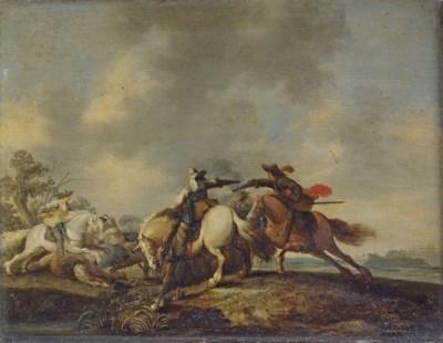 Hendrik de Meijer (active Rott