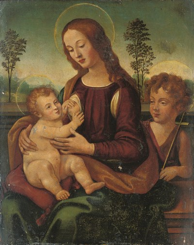 Follower of Lorenzo di Credi