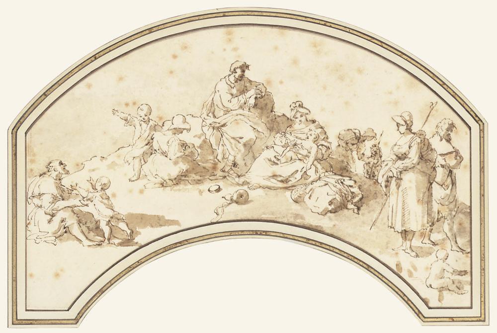 Circle of Francesco Zuccarelli