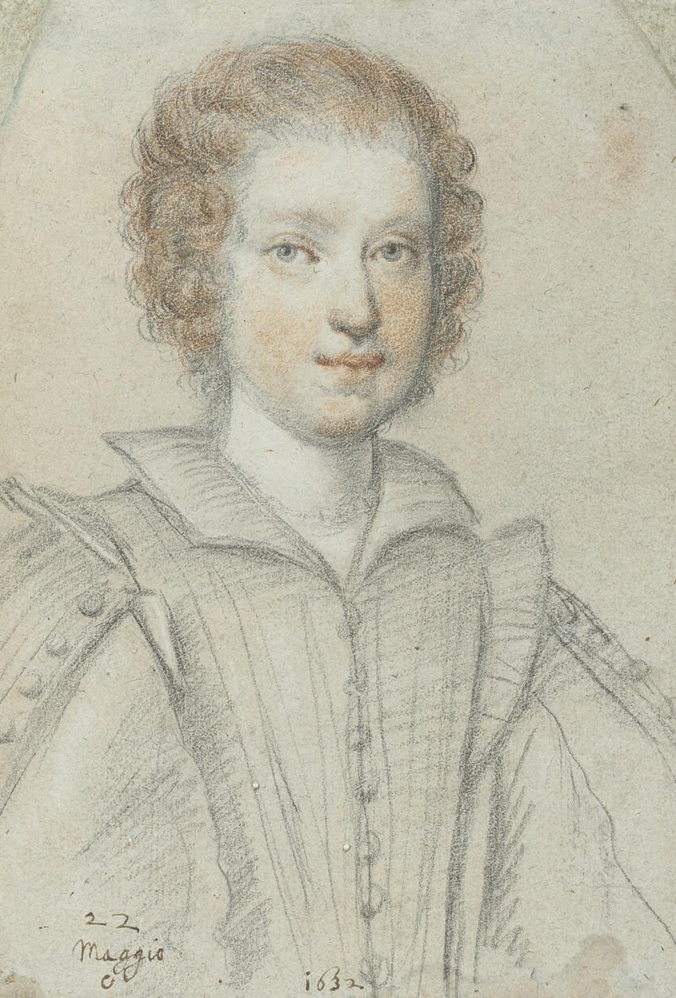 Portrait of Settimia Manenti of Salerno (?)