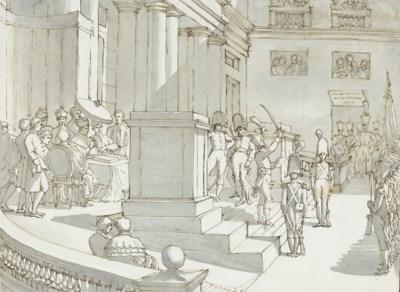 Francesco Baratta (Genoa 1805-