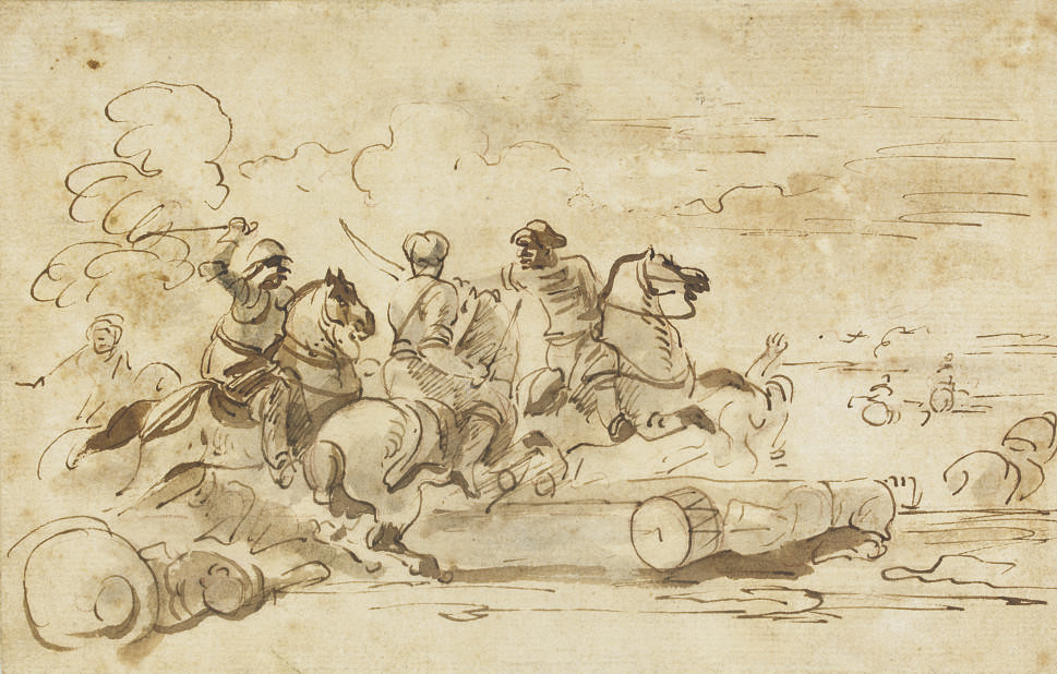 Cavalry encounters