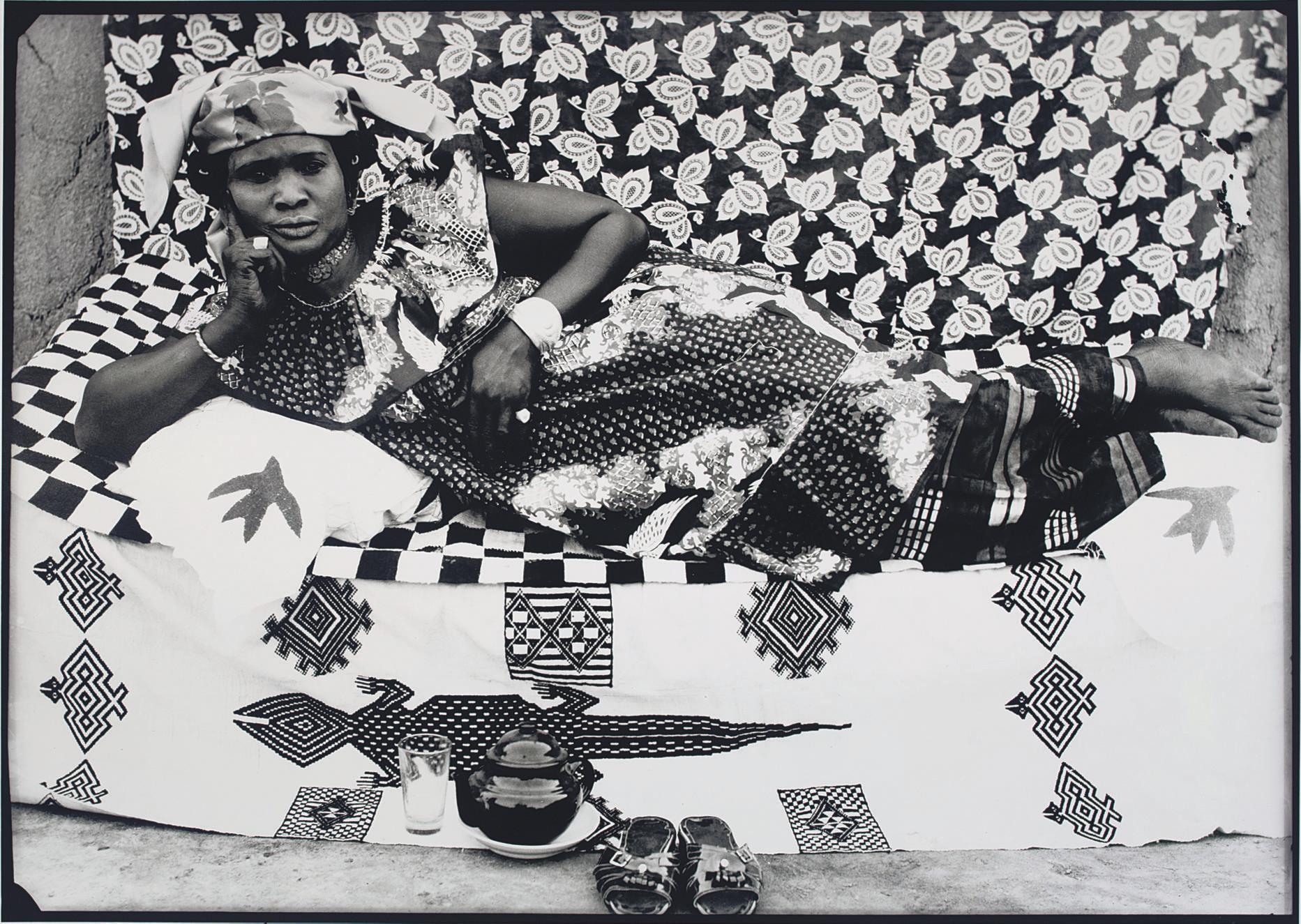 Reclining Woman, 1938