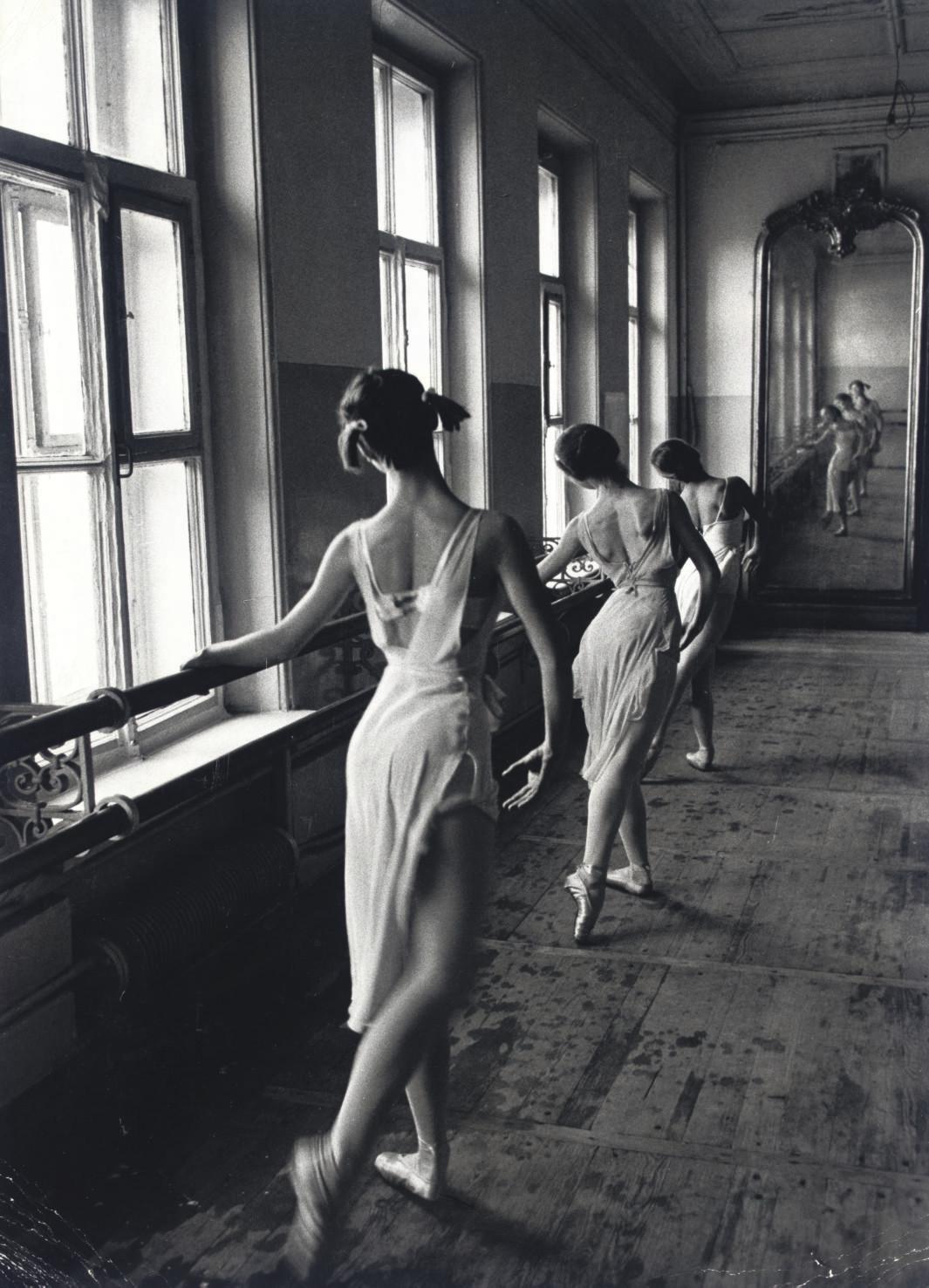 Bolshoi Ballet School, Moscow, 1958