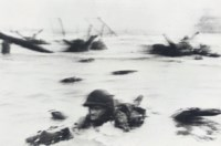 Omaha Beach, D-Day, 6 June 1944