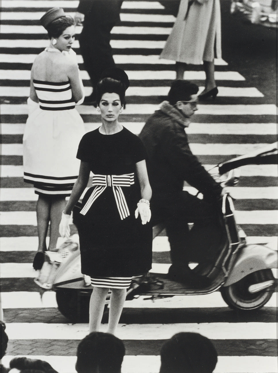 WILLIAM KLEIN (b.1926)