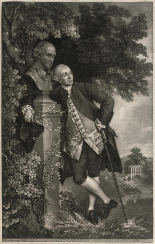 Valentine Green (1739-1813), after Thomas Gainsborough, R.A.