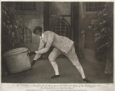 Butler Clowes (d.1782)