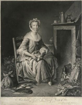 Johann Elias Haid (1730-1766),