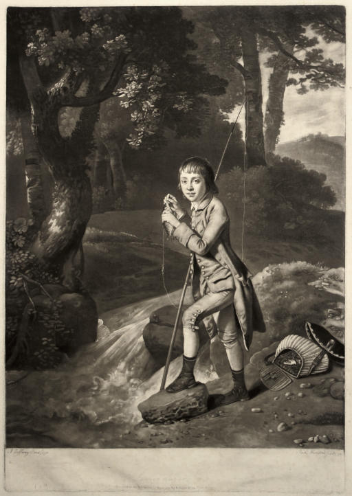 Richard Houston (1721-1775), a