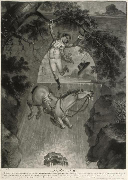 Philip Dawe (1750-1809), after Robert Pollard