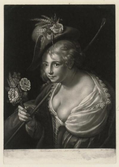 William Pether (1738-1821), af