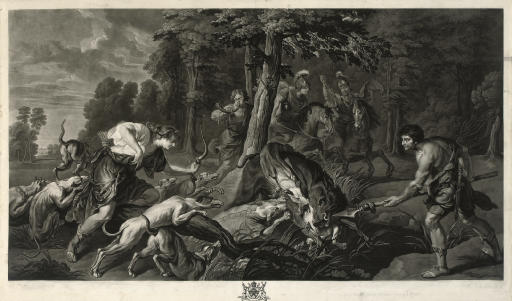 Richard Earlom (1743-1822), after Sir Peter Paul Rubens