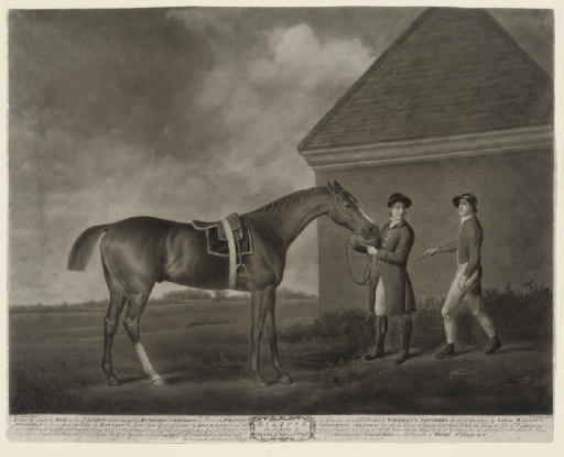 Thomas Burke (1749-1815), after George Stubbs