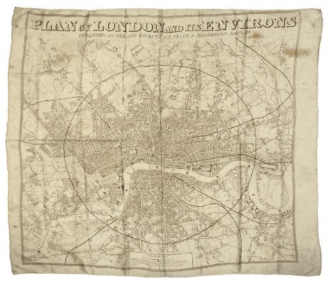 LONDON AND ITS ENVIRONS 1840