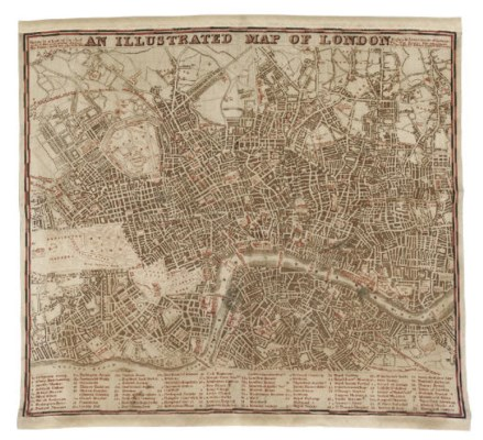 LONDON SIGHTS 1835