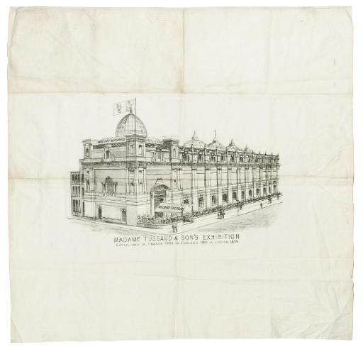 MADAME TUSSAUD & SON'S EXHIBITION, 1834